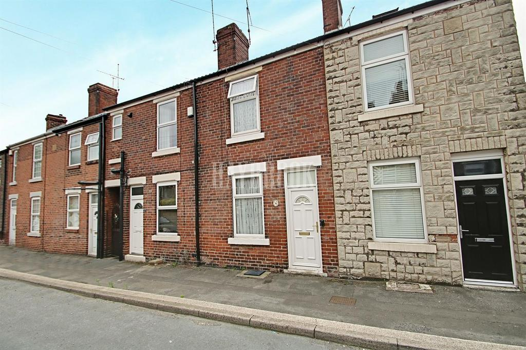 2 Bedrooms Terraced House for sale in Grattan Street, Kimberworth