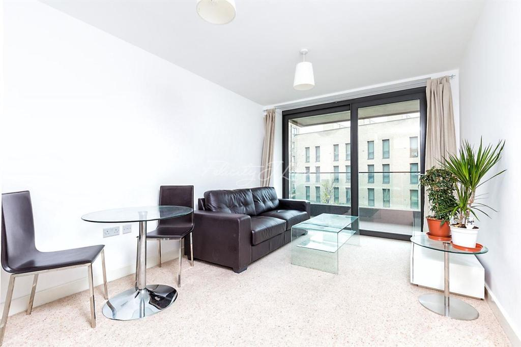 1 Bedroom Flat for sale in Royal Victoria Docks, E16