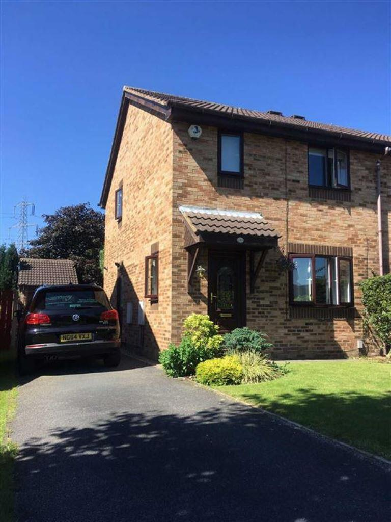 3 Bedrooms Semi Detached House for sale in Cambrian Bar, Bradford, West Yorkshire, BD12