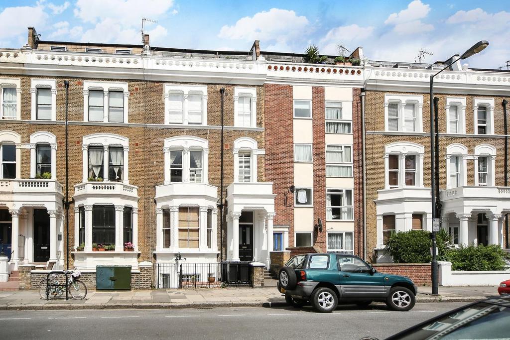 1 Bedroom Flat for sale in Sinclair Road, Brook Green