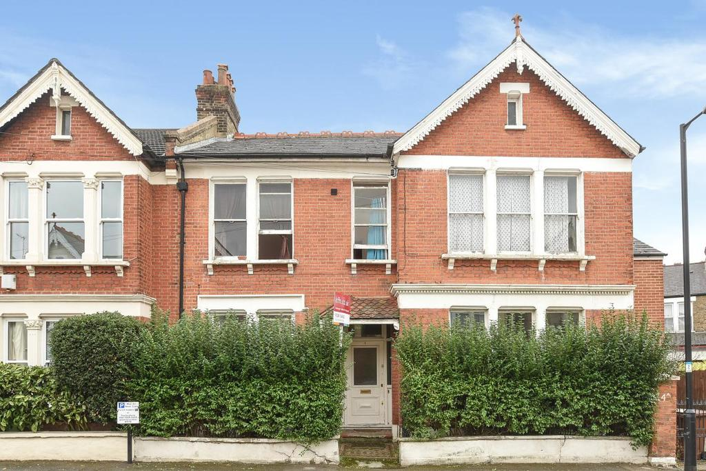 3 Bedrooms Terraced House for sale in Warmington Road, Herne Hill