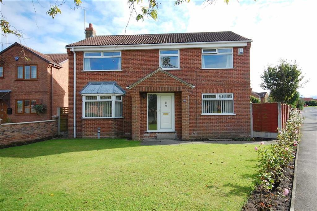 4 Bedrooms Detached House for sale in The Fairway, Sherburn-In-Elmet, Leeds, LS25