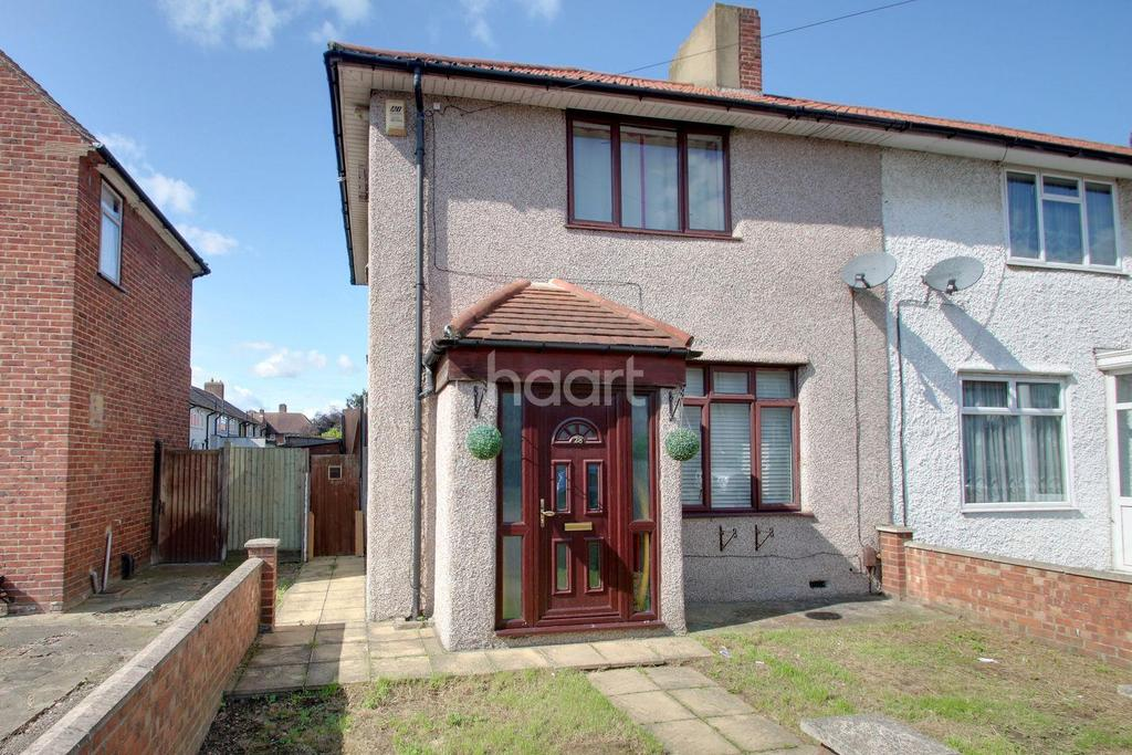 3 Bedrooms End Of Terrace House for sale in Aylmer Road, Dagenham