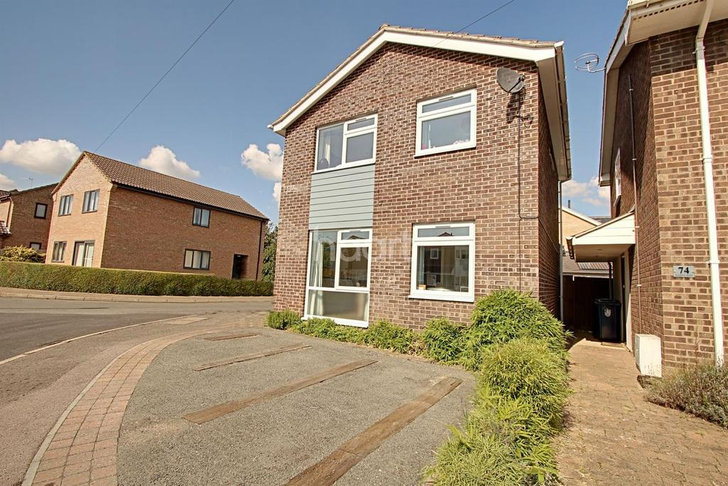 3 Bedrooms Detached House for sale in Rosemary Road, Waterbeach, Cambridge