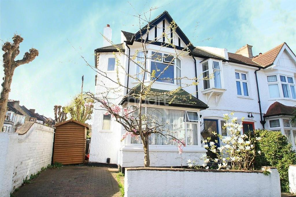 3 Bedrooms End Of Terrace House for sale in Broomhall Road, South Croydon, CR2