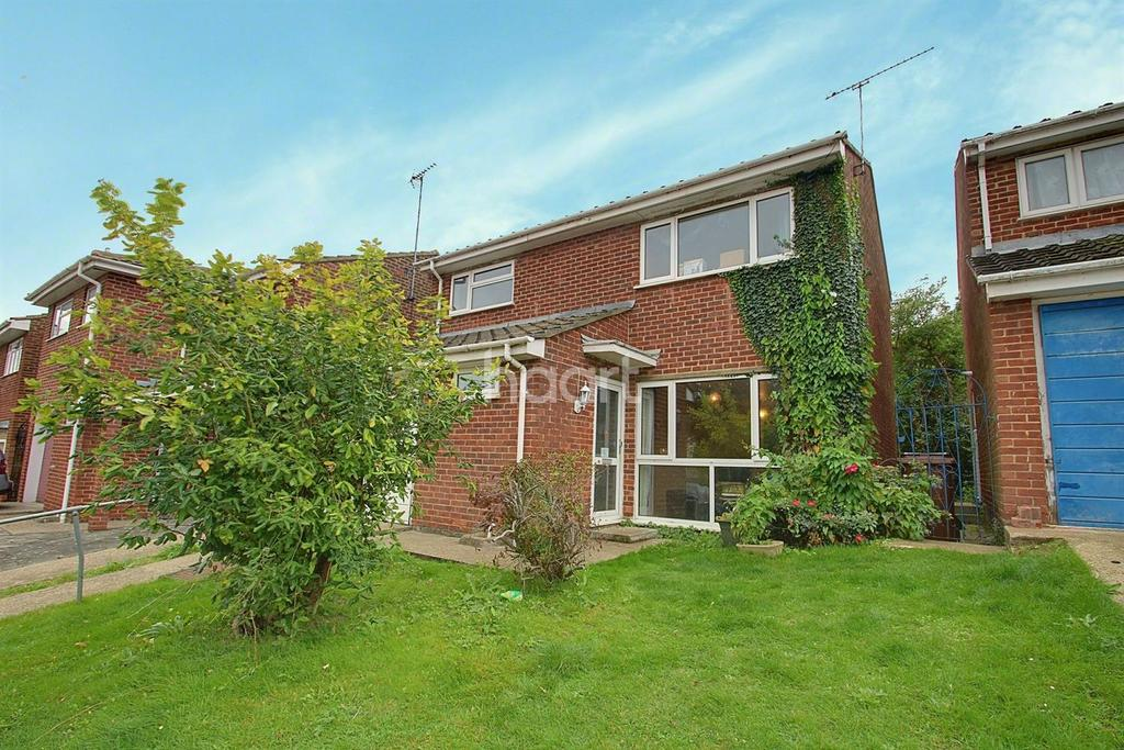 4 Bedrooms Detached House for sale in Broadway, Gillingham, ME8