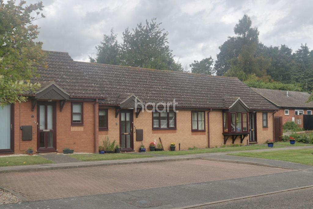 2 Bedrooms Bungalow for sale in Evesham Close, Ipswich