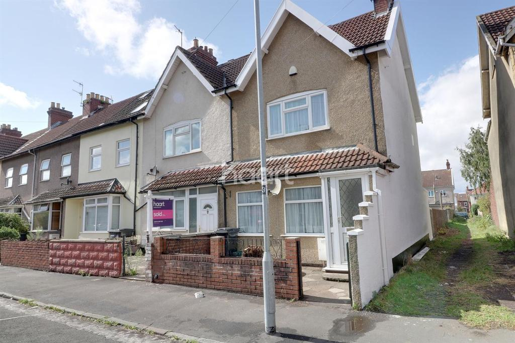 2 Bedrooms End Of Terrace House for sale in Cook St
