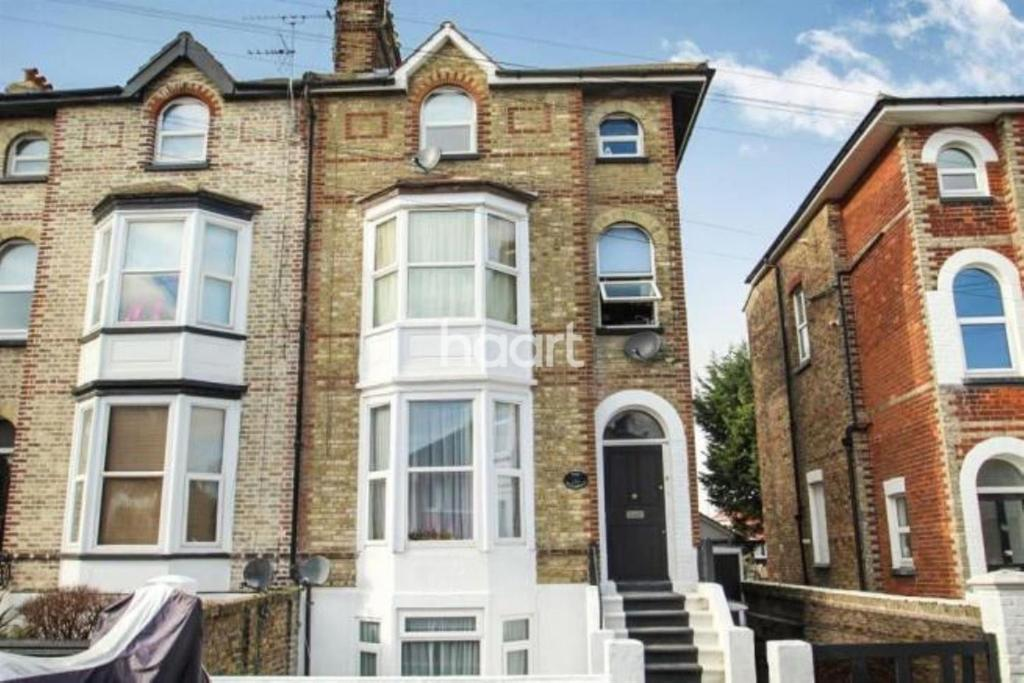 5 Bedrooms Semi Detached House for sale in Belmont Road, Broadstairs, CT10