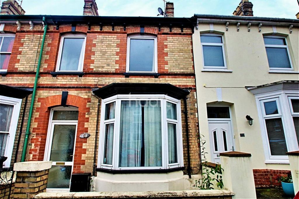 4 Bedrooms Terraced House for sale in Greenway Avenue, Taunton
