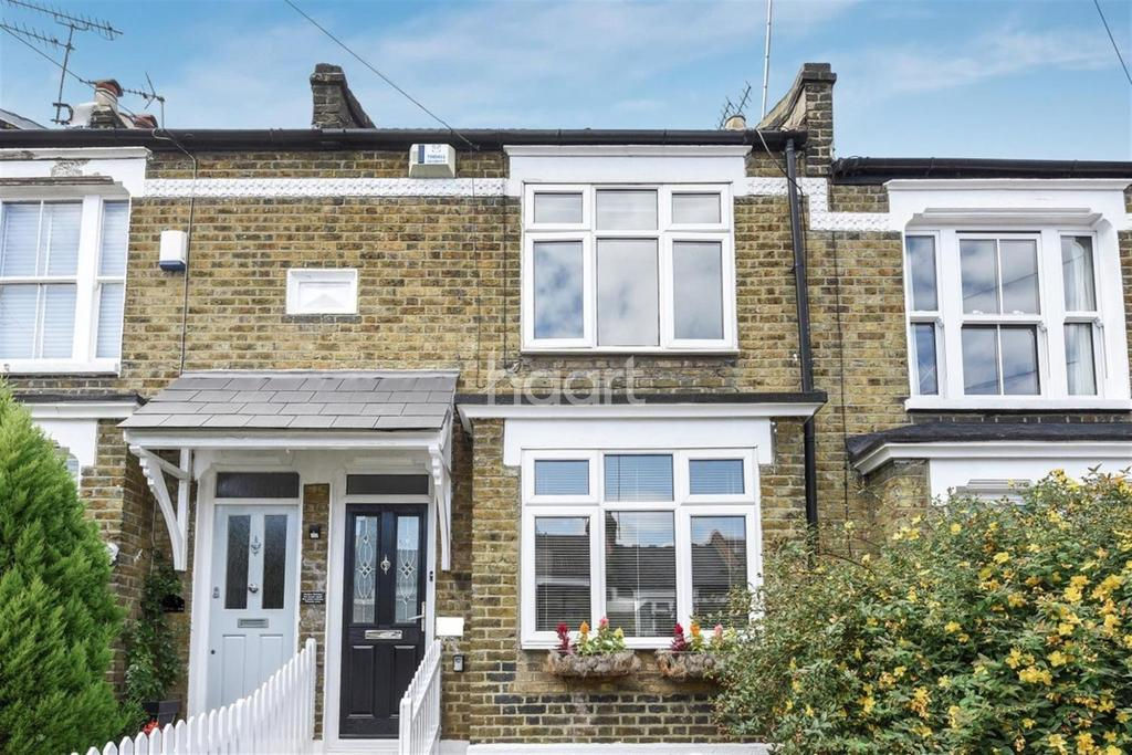 3 Bedrooms Terraced House for sale in Brunswick Grove, New Southgate, N11