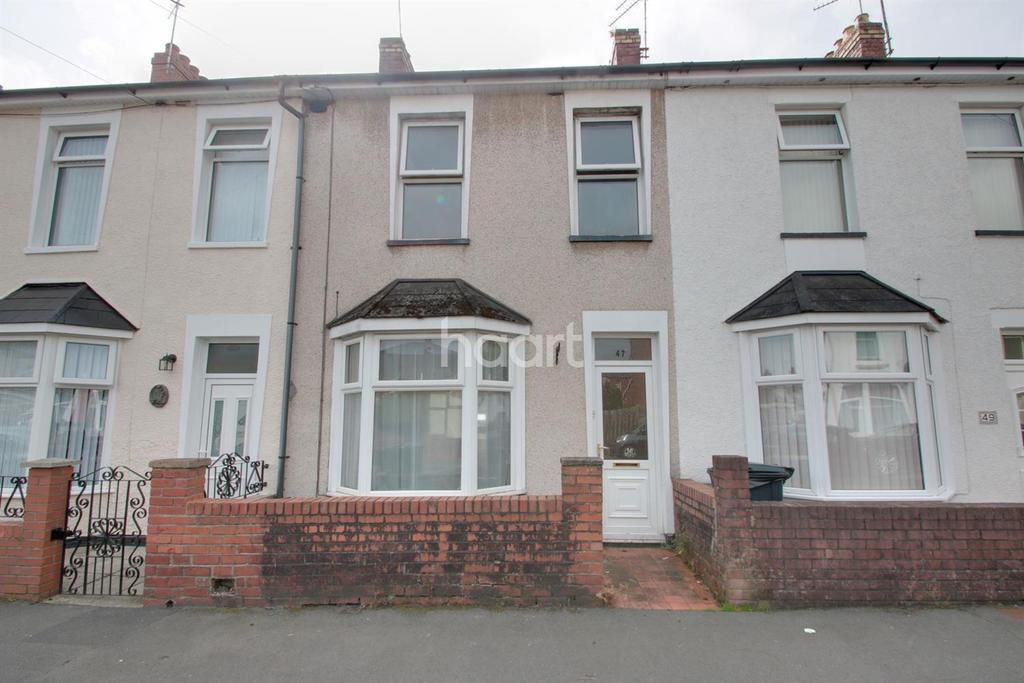 3 Bedrooms Terraced House for sale in Goodrich Crescent, Malpas, Newport