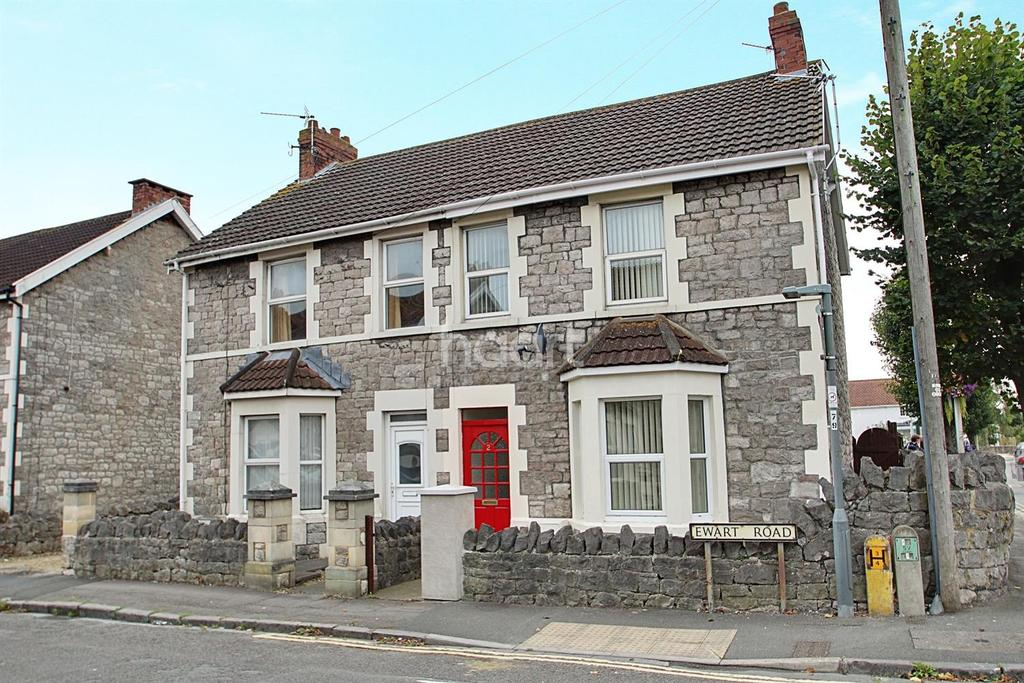 3 Bedrooms Semi Detached House for sale in Ewart Road
