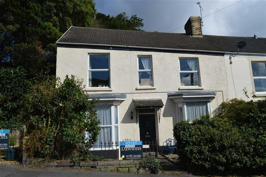 4 Bedrooms End Of Terrace House for sale in The Grove, Swansea, SA2