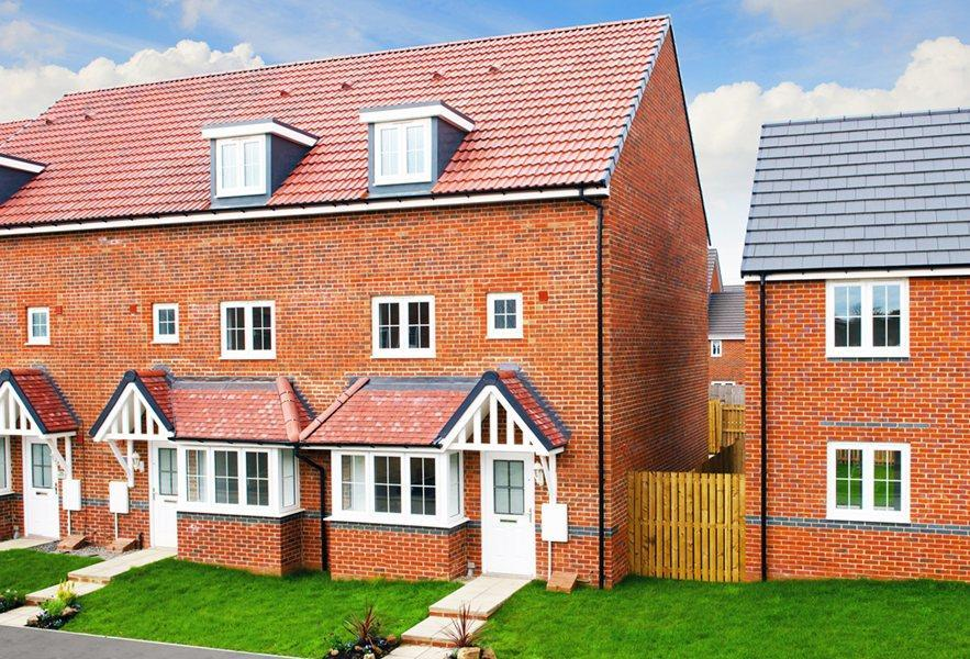 4 Bedrooms Semi Detached House for sale in THE WOODBRIDGE, Lincoln Way, Fallows Park, Beverley, HU17 8XJ