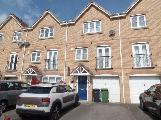 4 Bedrooms Terraced House for sale in CHILLERTON WAY, WINGATE, PETERLEE AREA VILLAGES