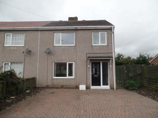 3 Bedrooms Semi Detached House for sale in BEVAN CRESCENT, WHEATLEY HILL, PETERLEE AREA VILLAGES