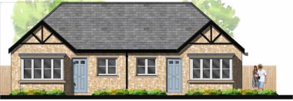 2 Bedrooms Semi Detached Bungalow for sale in Littlemoore Park, Clitheroe