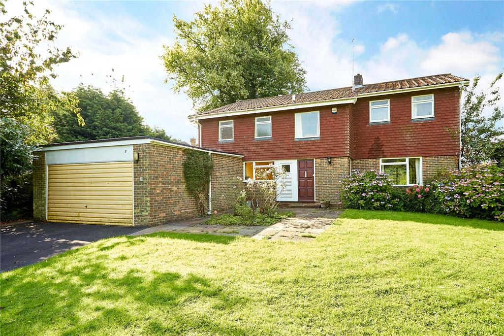 4 Bedrooms Detached House for sale in The Ridings, Tunbridge Wells, Kent, TN2