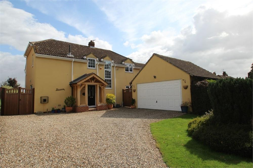 4 Bedrooms Detached House for sale in Middle Green, Wakes Colne, COLCHESTER, Essex