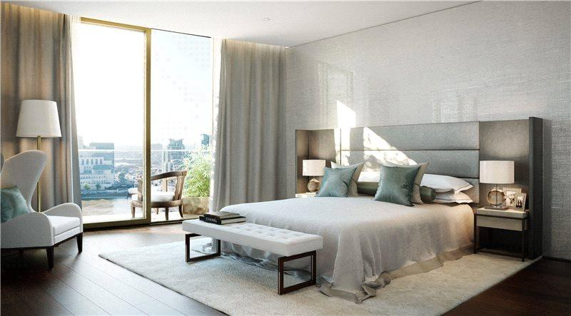 3 Bedrooms Flat for sale in Riverwalk, 161 Millbank, London, SW1P