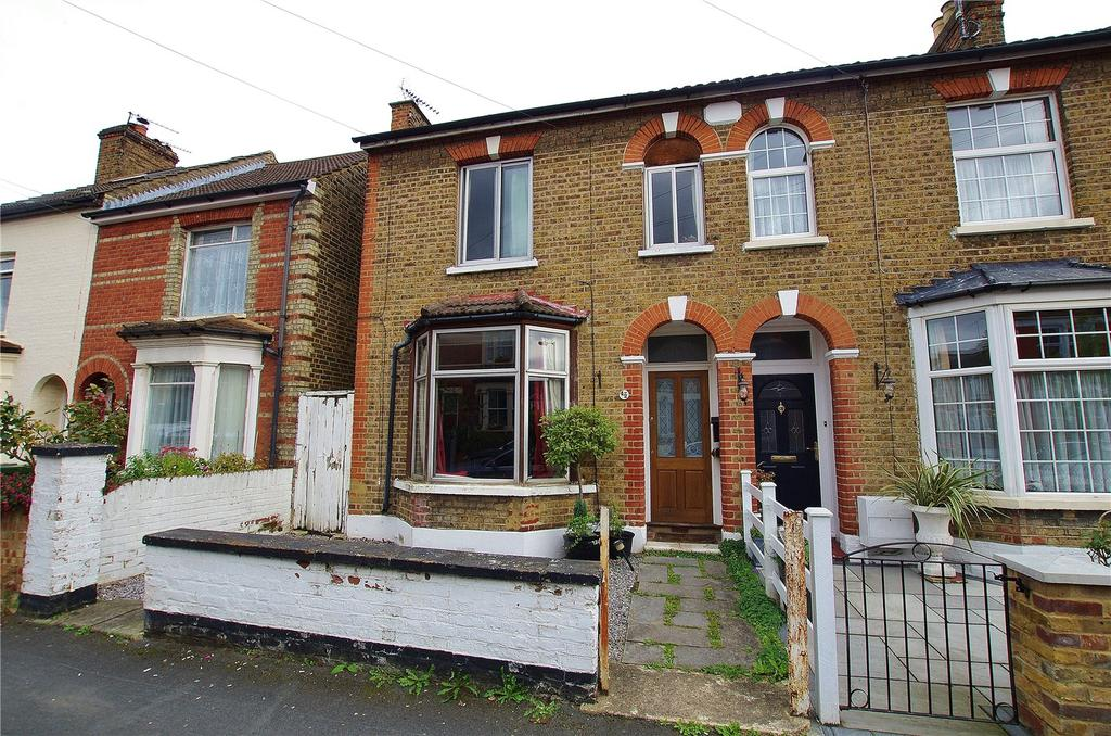 3 Bedrooms Semi Detached House for sale in Denmark Street, Watford, Hertfordshire, WD17
