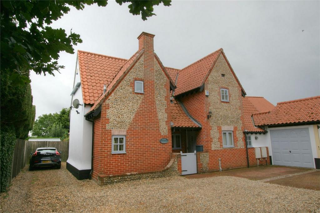 4 Bedrooms Detached House for sale in Chiswell Lane, NR16 2PL, East Harling, NORWICH, Norfolk
