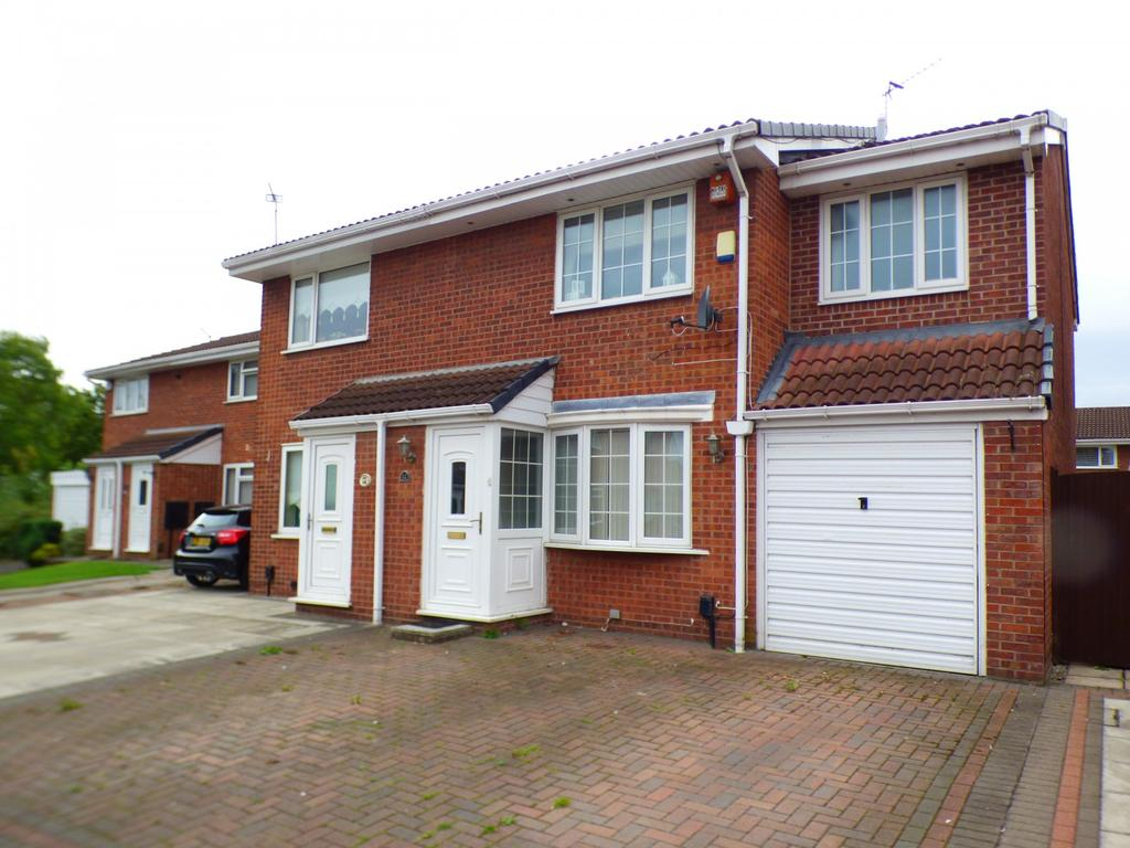 3 Bedrooms House for sale in Burnham Close, Widnes
