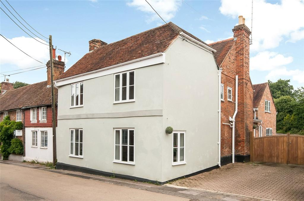 5 Bedrooms Detached House for sale in The Street, Whiteparish, Salisbury, Wiltshire, SP5