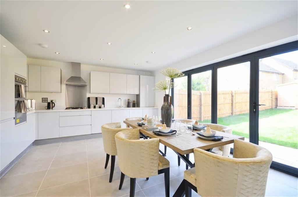 3 Bedrooms Terraced House for sale in De Havilland Place, Abbots Langley, Hertfordshire