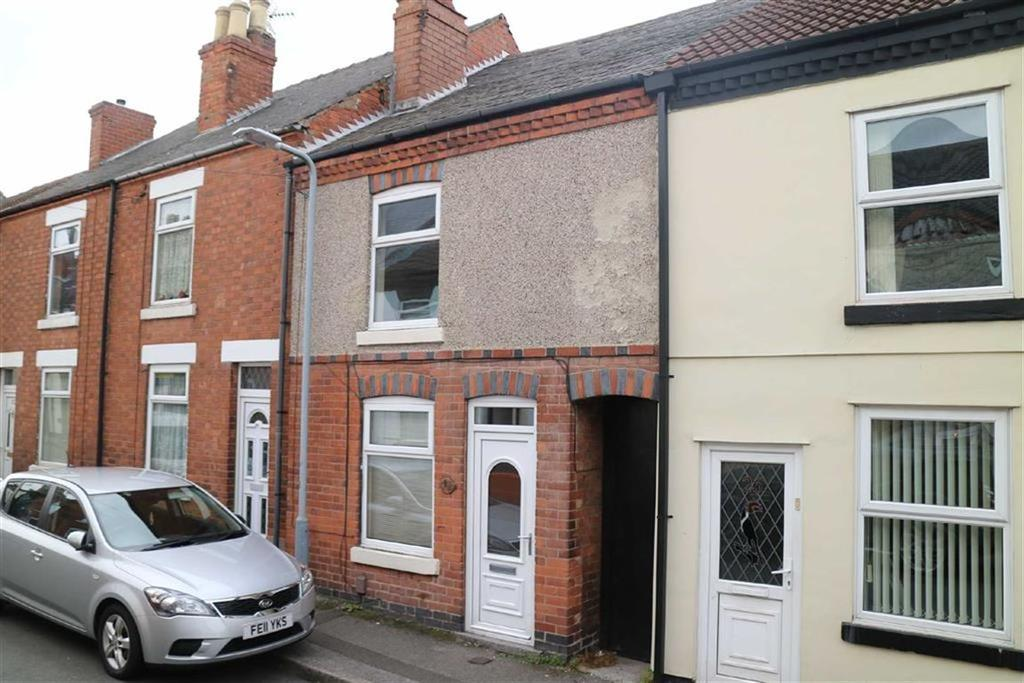 3 Bedrooms Terraced House for sale in Sherwood Street, Annesley Woodhouse, Notts, NG17