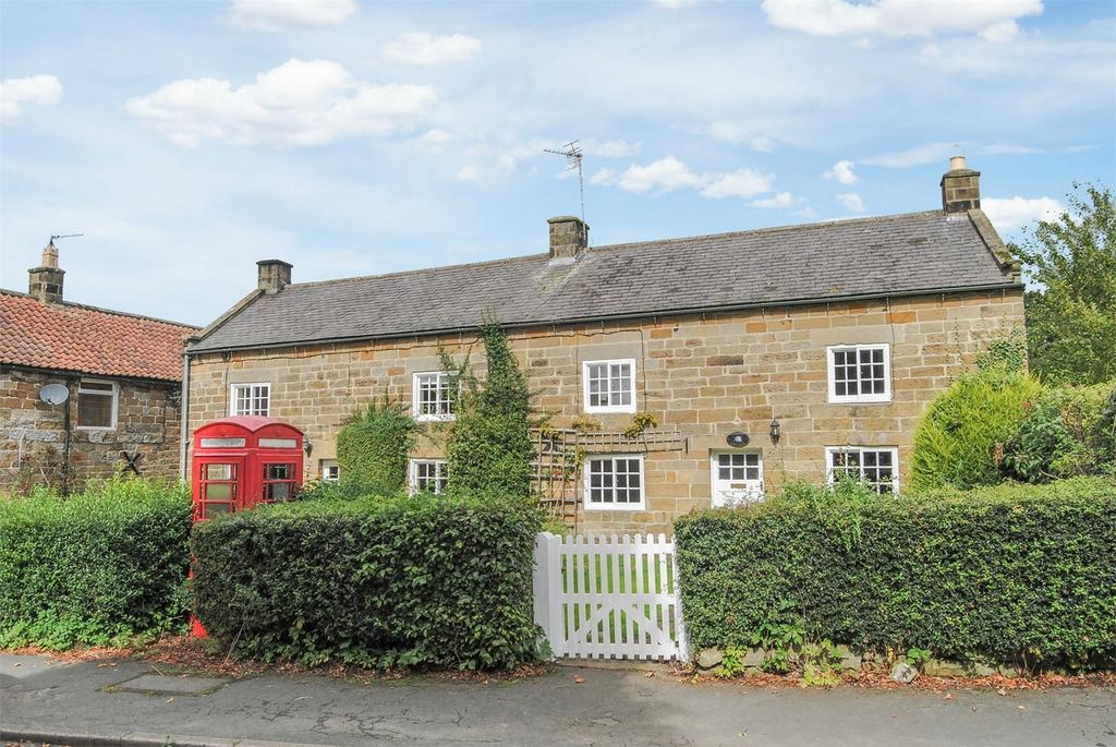 4 Bedrooms Link Detached House for sale in Nether Silton, Thirsk, North Yorkshire