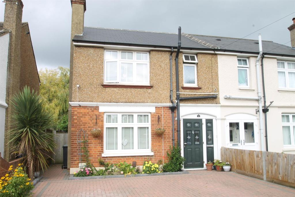 3 Bedrooms Semi Detached House for sale in Plains Avenue, Maidstone
