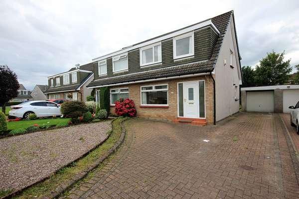 3 Bedrooms Semi-detached Villa House for sale in 16 Benbecula Road, Kilmarnock, KA3 2LA