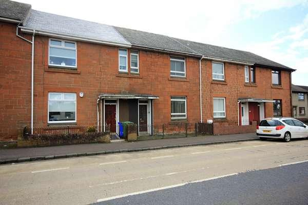 3 Bedrooms Terraced House for sale in 56C Galston Road, Hurlford, Kilmarnock, KA1 5HY