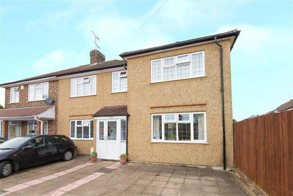 4 Bedrooms Semi Detached House for sale in Parkfield Crescent, Ruislip, Middlesex