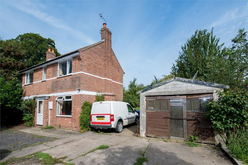 3 Bedrooms Detached House for sale in Lineside, Hubberts Bridge, Boston, Lincolnshire