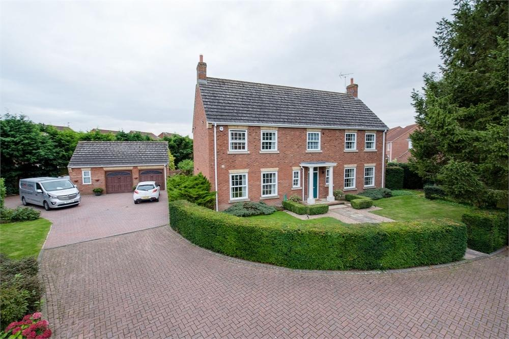 4 Bedrooms Detached House for sale in The Spinney, Kirton, Boston, Lincolnshire