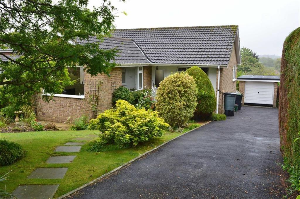 2 Bedrooms Detached Bungalow for sale in Glendale Close, Wimborne, Dorset