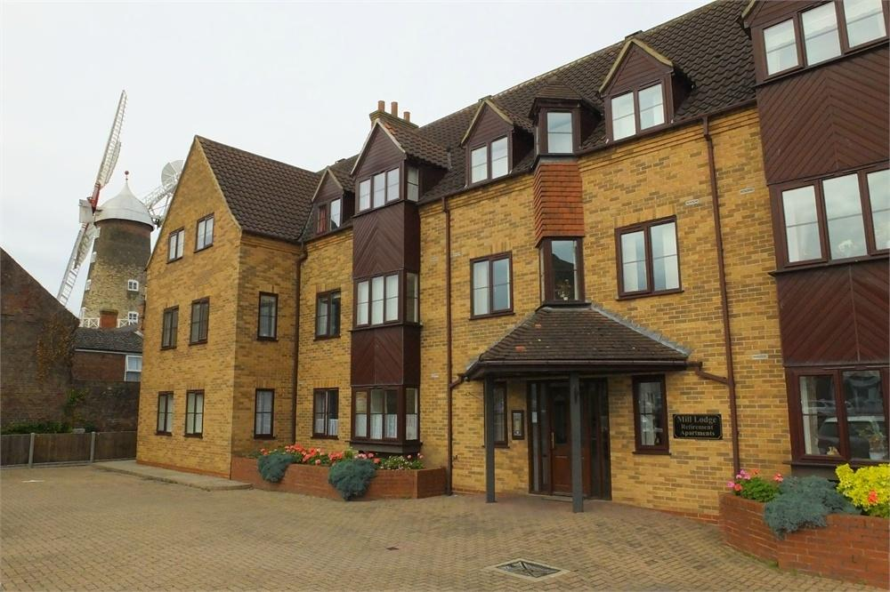 1 Bedroom Flat for sale in Mill Lodge, Willougby Road, Boston, Lincolnshire