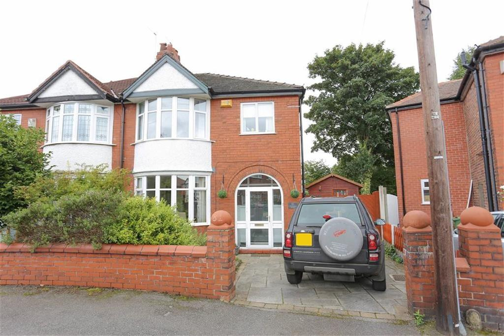 3 Bedrooms Semi Detached House for sale in Mellington Avenue, Didsbury, Manchester