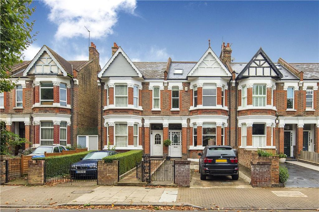 4 Bedrooms Terraced House for sale in Chevening Road, Queen's Park, London, NW6