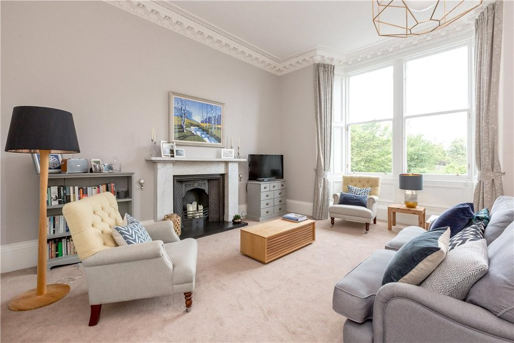 4 Bedrooms Flat for sale in Inverleith Terrace, Edinburgh, Midlothian, EH3