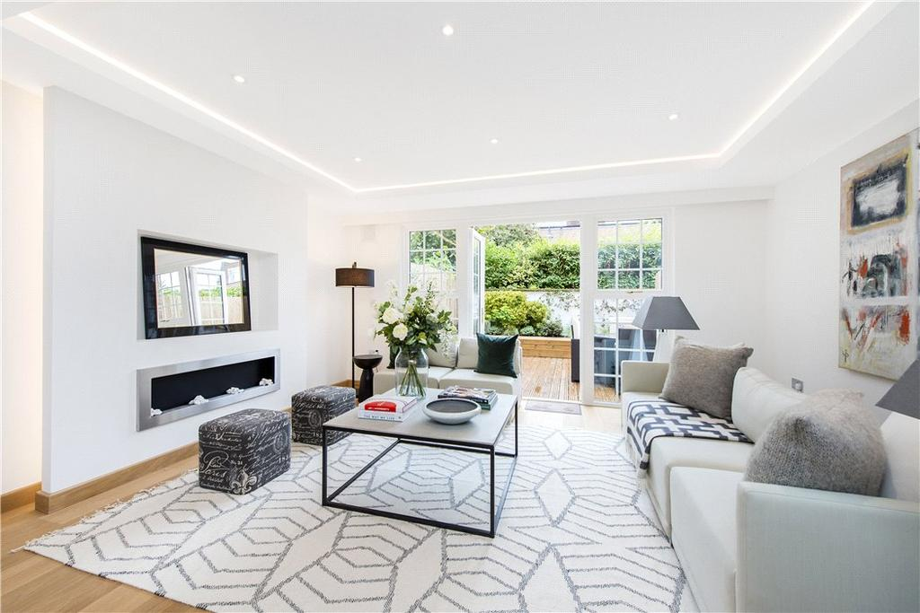 5 Bedrooms Mews House for sale in Browning Close, London, W9