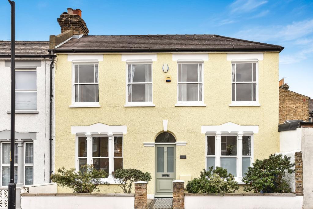 3 Bedrooms End Of Terrace House for sale in Landells Road East Dulwich SE22