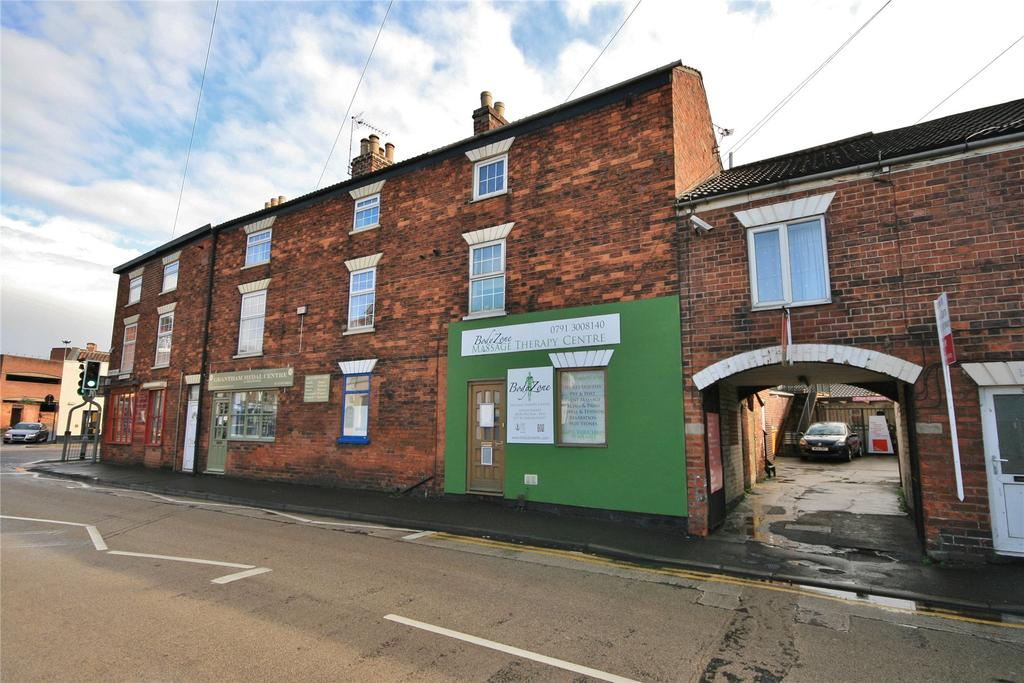 1 Bedroom Terraced House for sale in Dysart Road, Grantham, NG31