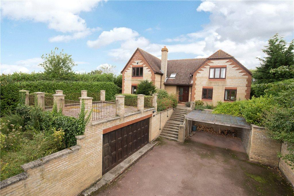 4 Bedrooms Detached House for sale in Meadow Road, Great Gransden, Cambridgeshire