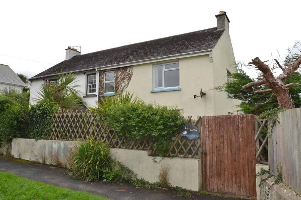 3 Bedrooms Semi Detached House for sale in Seaview Road, Northam