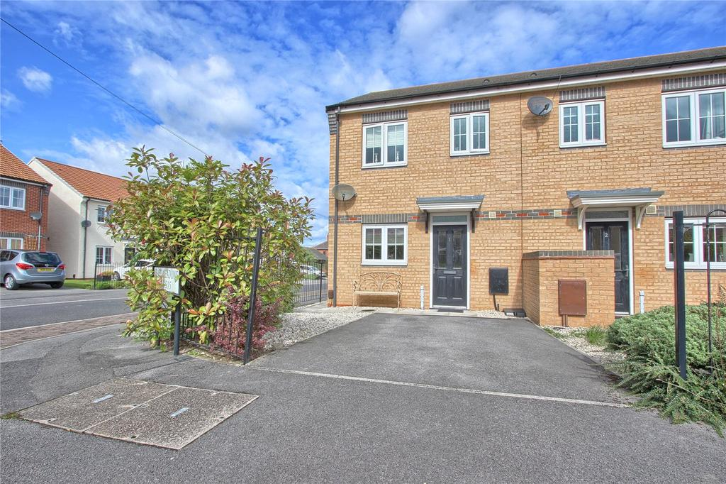 2 Bedrooms End Of Terrace House for sale in East Meadows, Marske-by-the-Sea