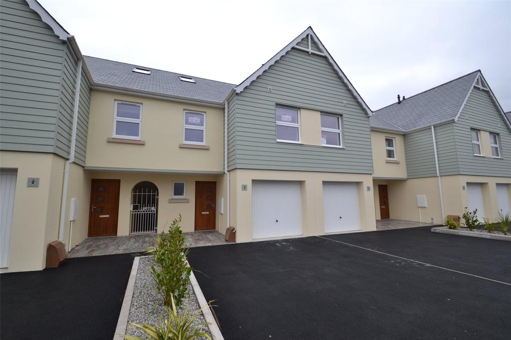 3 Bedrooms Terraced House for sale in The Old Boatyard, Torridge Road